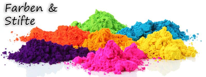 Farben & Stifte
