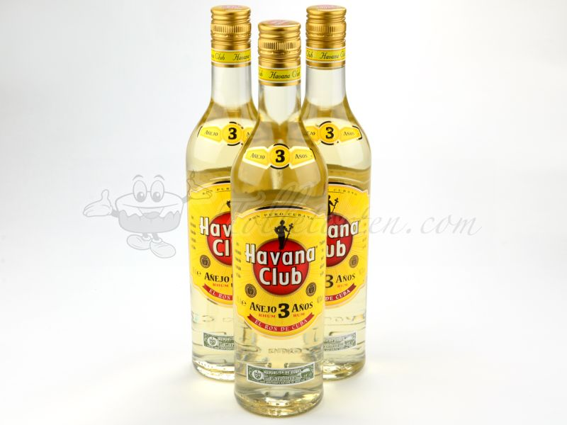 Havana Club Rum cubanisch 40% vol 50ml
