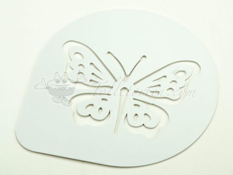 Schablone Schmetterling 15cm | Motive | TolleTorten