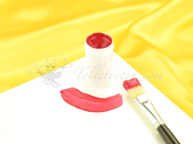 Cake Painting Color wine red 20g