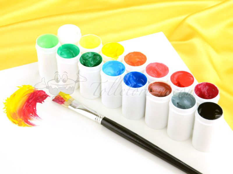 Cake Painting Color 15er Set