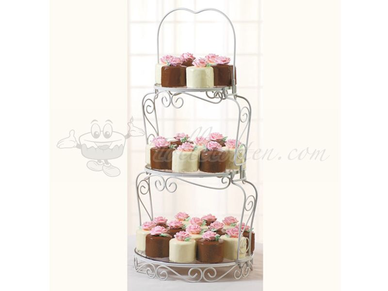 Wilton Graceful Tiers Cake Stand