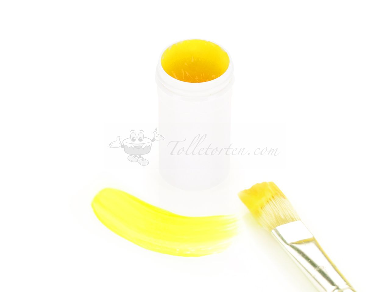 Cake Painting Color lemon yellow 20g