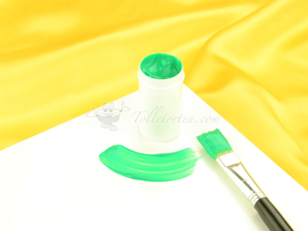 Cake Painting Color spring green 20g