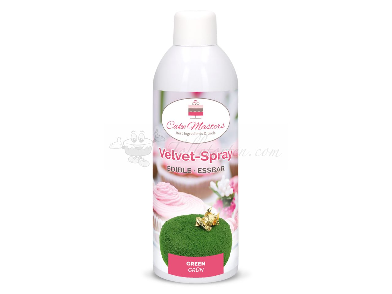 Velvet-Spray grün 400ml