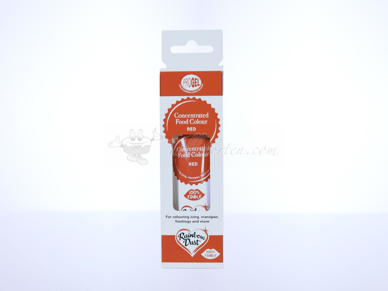 Lebensmittelfarbe ProGel Red 25g