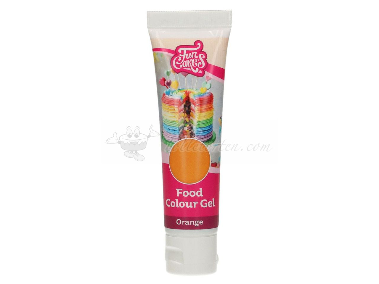 FunCakes Gelfarbe Orange 30g
