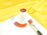 Cake Painting Color copper brown 20g