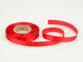 Satinband rot 14mm, 30 Meter
