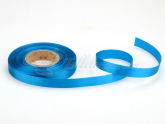 Satinband blau 14mm, 30 Meter