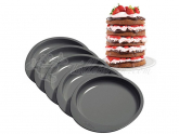 Wilton Cake Pan Easy Layers 15cm 5er Set
