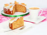 Ginger Carrot Cake 510g