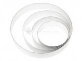 Tortenring Set 60mm 4er