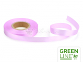 Satinband flieder 14mm, 30 Meter GREENLINE