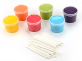 Cake-Pop Set Rainbow