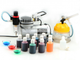 Airbrush Profi-Set