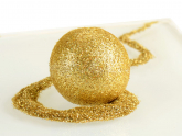 Glitzerpulver Disco Gold 10g