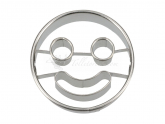 Ausstecher Emoji Smiling Face 5cm